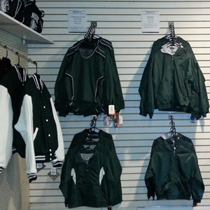 Zip up wind breakers